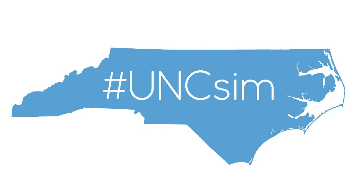 UNC Simulation